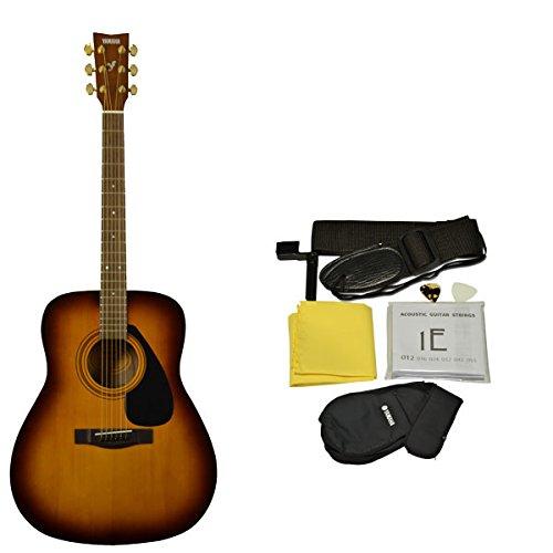 RoomClip商品情報 - YAMAHA F315D TBS タバコブラウンサンバースト アコースティックギター アコギ 入門 初心者 F-315D 【入門シンプルセット】