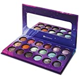 BH Cosmetics Galaxy Chic Baked Eyeshadow Palette 18 Colors (並行輸入品)