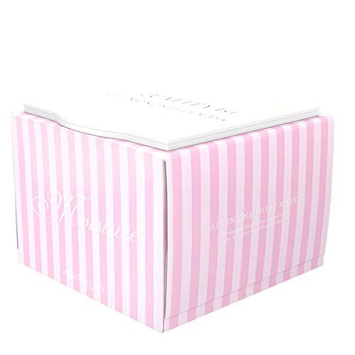 クオリティファースト(Quality 1st) オールインワンシートマスク モイスト EX BOX B071SHHDQJ 1枚目