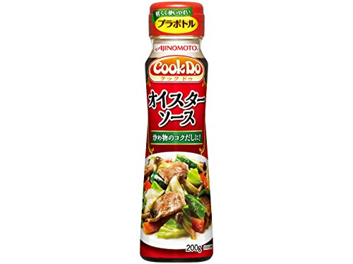 味の素 Cook Do 中華醤調味料 オイスターソース 200g×4個