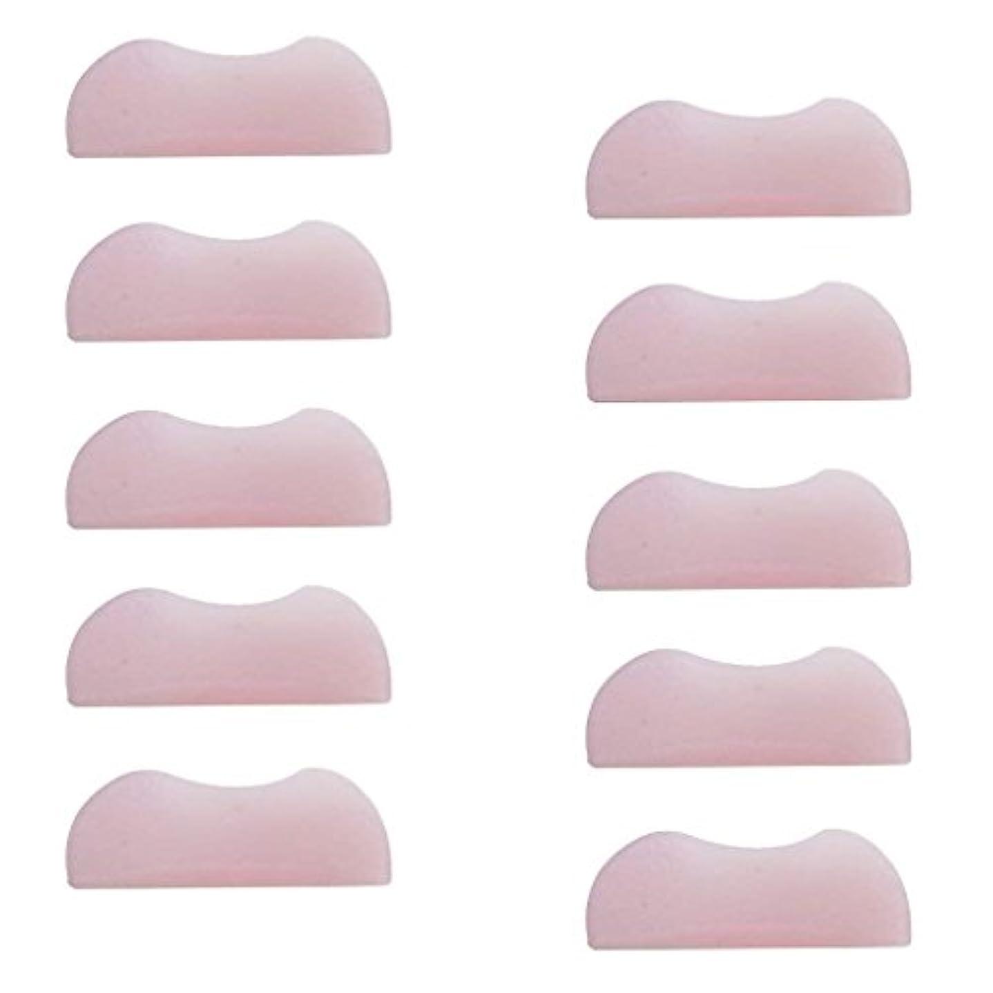 保育園共産主義三5組 シリコンのまつげパッド まつげ美容用のまつげパーツキット
