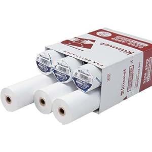 カウネット ファックス感熱記録紙A4 30m芯12.7mm6本