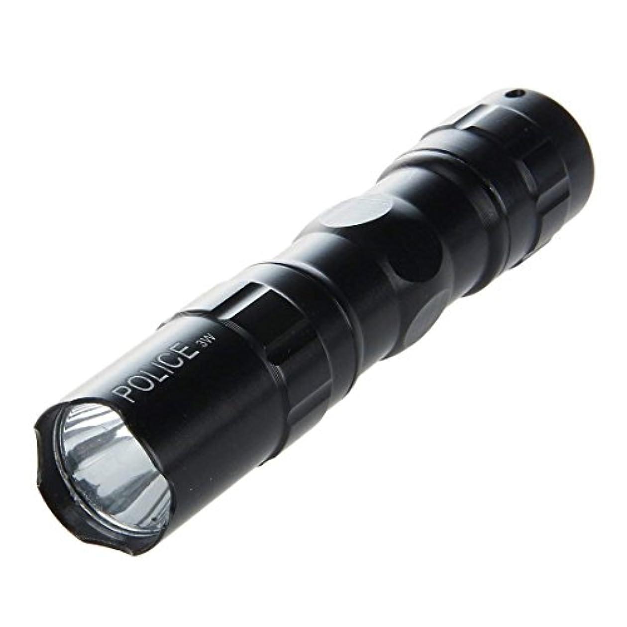 強打昆虫を見る受け入れたCity-Center 小型 LED 懐中電灯 防水3W LED200LM明るいミニ懐中電灯ランプトーチ、キャンプ釣り用 防水 防災