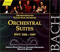 Orchestral Suites Bwv 1066-1069 132 by J.S. Bach (2000-05-03)