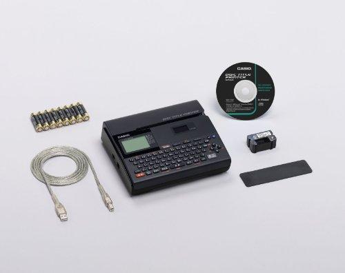 『カシオ ディスクタイトルプリンター CW-K80』の3枚目の画像
