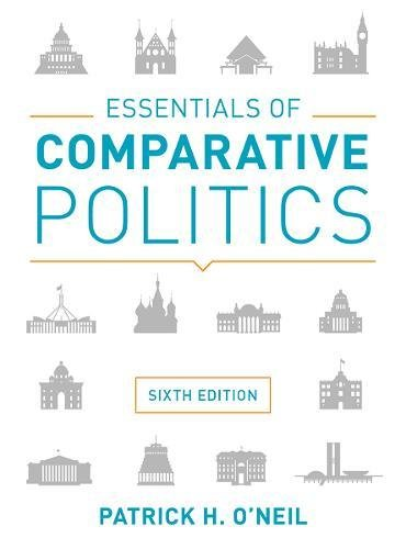 Download Essentials of Comparative Politics 0393624587