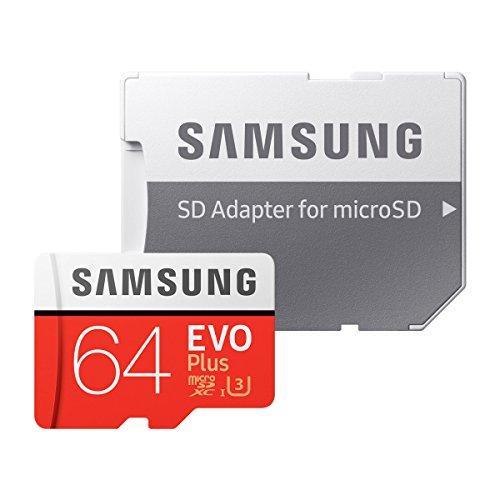 Samsung microSDXCカード 64GB EVO Plus Class10 UHS-I U3対応 (最大読出速度100MB/s:最大書込速度60MB/s) Nintendo Switch 動作確認済 MB-MC64GA/ECO