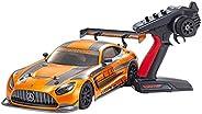 京商 1/10スケール 電動ラジオコントロール 4WD フェーザーMk2 FZ02シリーズ レディセット 2020 メルセデス AMG GT3 34424