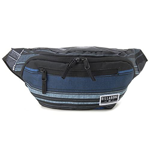 BILLABONG(ビラボン) ボディバッグ MABK7JAV Java Waistpack BLUE ジャバ ウエストバッグ ブルー メンズ レディース (並行輸入品)