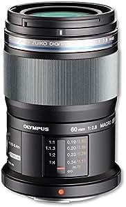 OLYMPUS 単焦点レンズ M.ZUIKO ED 60mm F2.8 Macro