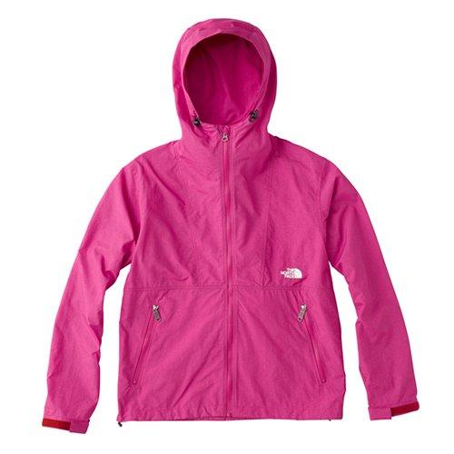 THE NORTH FACE(ザ・ノースフェイス) コンパクト ジャケット 軽量 レディース Mサイズ FF-フェスティバルフューシャ w-compact-jacket-M-NPW71530-FF