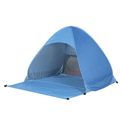 OCDAY テント ワンタッチテント キャンパーズコレクション コンパクト キャンプテント ソロテント 海水浴・砂浜