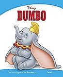 Pearson English Kids Readers Disney: Level 1 Dumbo (PENGUIN KIDS)