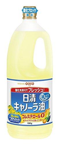 日清オイリオ キャノーラ油 1300g