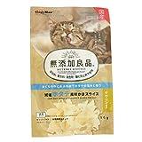 キャティーマン (CattyMan) 無添加良品 減塩ホタテ風味かまスライス 15g 猫用おもちゃ - -