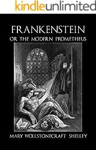 "FRANKENSTEIN (or ""The Modern Prometheus"") (English Edition)"