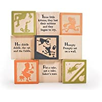 Uncle Goose Nursery Rhyme Blocks - Made in USA [並行輸入品]