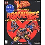 X-Men: The Ravages of the Apocalypse (a Quake Total Conversion) by WizardWorks [並行輸入品]