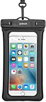 Anker 完全防水壳 IPX8规格袋 ( iPhone 7/ 7Plus / 其他最大6英寸智能手机适合–码 )
