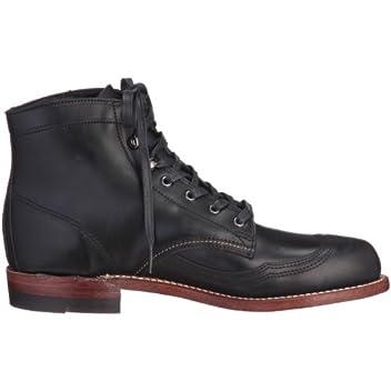 Addison 1000 Mile Wingtip Boot: Black W05344