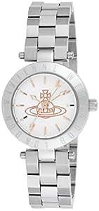 [ヴィヴィアン・ウエストウッド]VivienneWestwood 腕時計 ウエストボーン シルバー文字盤 スイスムーブ VV092SL レディース 【並行輸入品】
