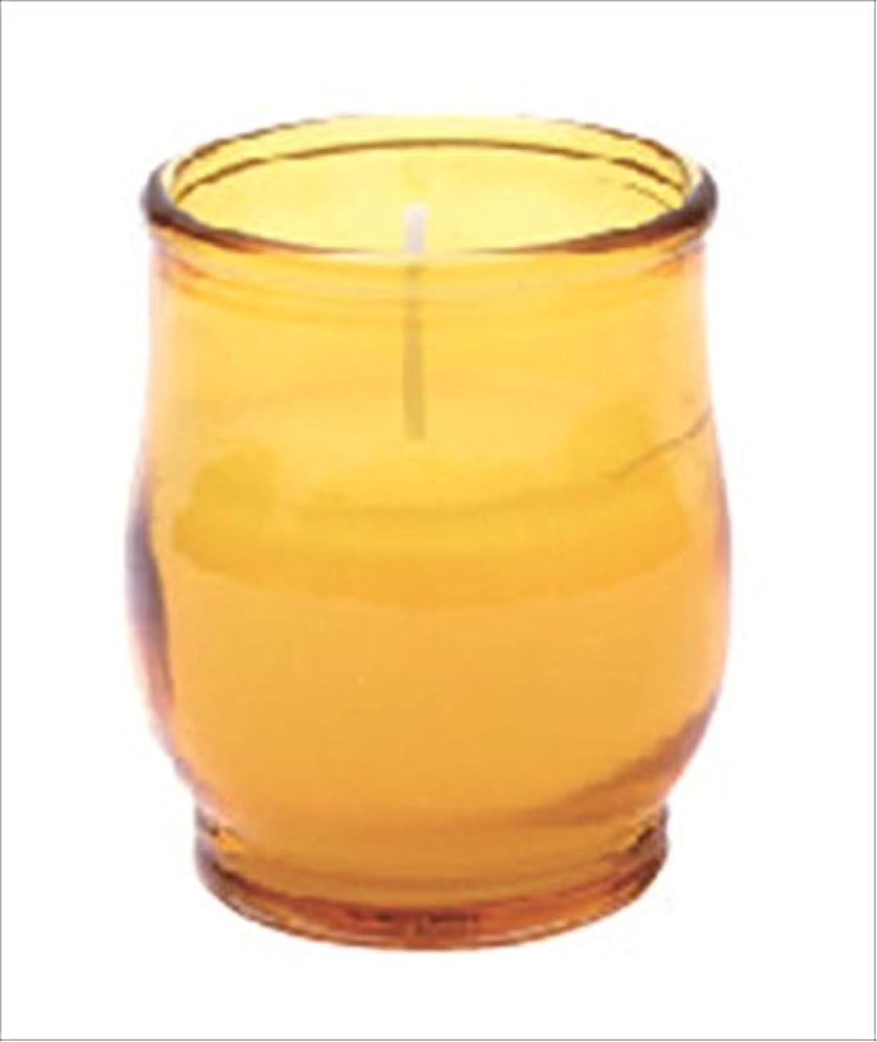 会話時間とともにギャラリーカメヤマキャンドル(kameyama candle) ポシェ 「 アンバー 」
