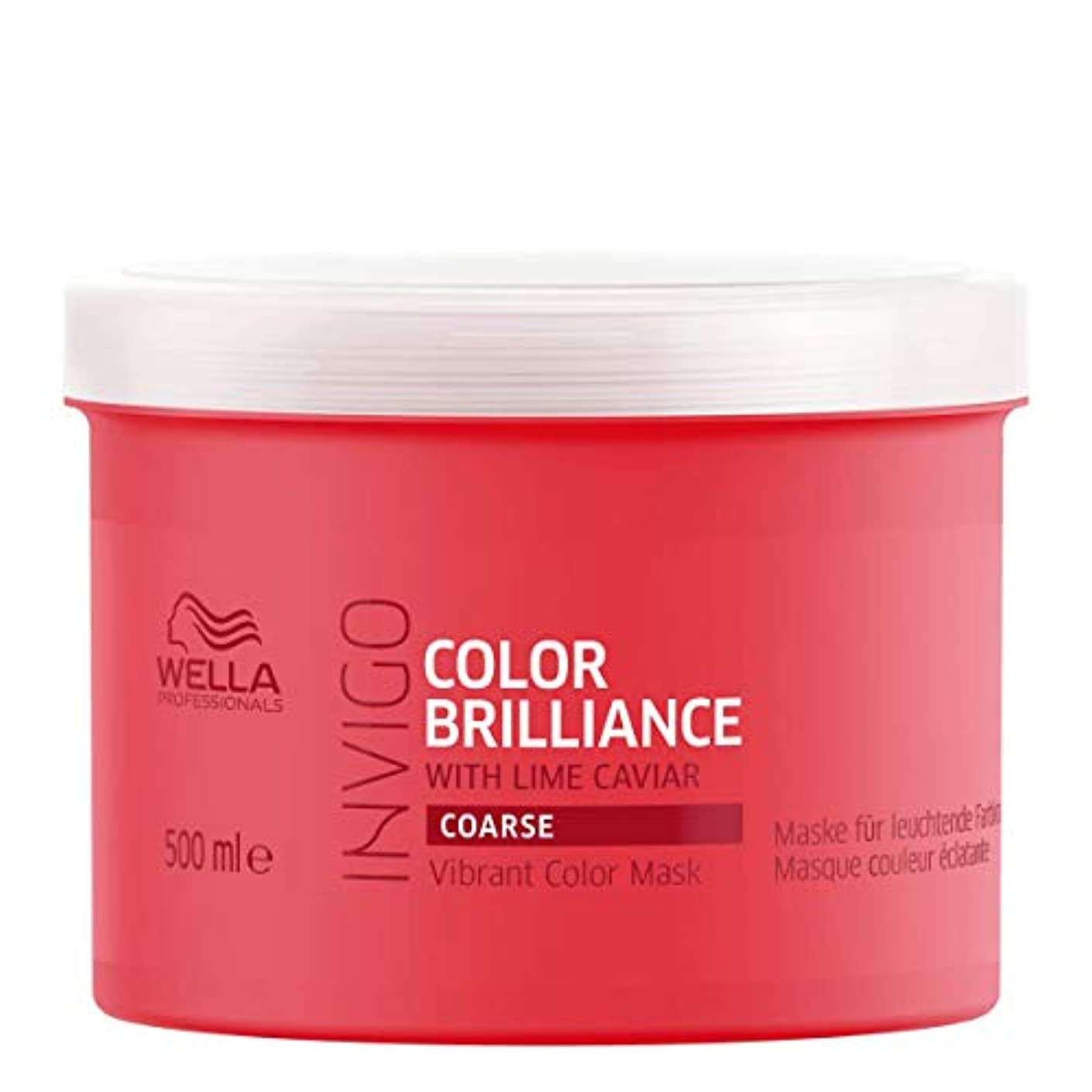 所属項目大ウェラ(Wella) インヴィゴ カラー ブリリアンス コース ビブラント カラー マスク 500ml[海外直送品] [並行輸入品]