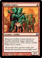 英語版 統率者2011 Commander 2011 Edition CMD ゴブリンの士官候補生 Goblin Cadets マジック・ザ・ギャザリング mtg
