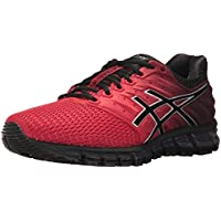 ASICS Men's GEL Quantum 180 2 Shoe Classic Red/Black/Silver