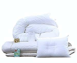 羽毛布団 セット 日本製 ニューゴールドラベル シングルサイズ ライトタイプ 寝具セット
