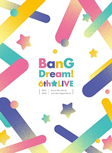 BanG Dream! 6th☆LIVE [Blu-ray]