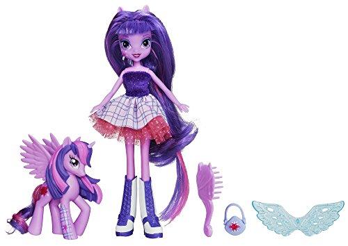 RoomClip商品情報 - マイ・リトル・ポニー 【エクエストリア ガールズ】My Little Pony Equestria Girls Twilight Sparkle Doll & Pony Figure 【並行輸入】