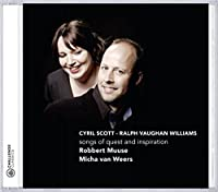 Cyril Scott/Vaughan Williams-Songs of Quest & Insp