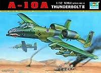 トランペッター 1/32 A-10A サンダーボルトII 単座型 プラモデル