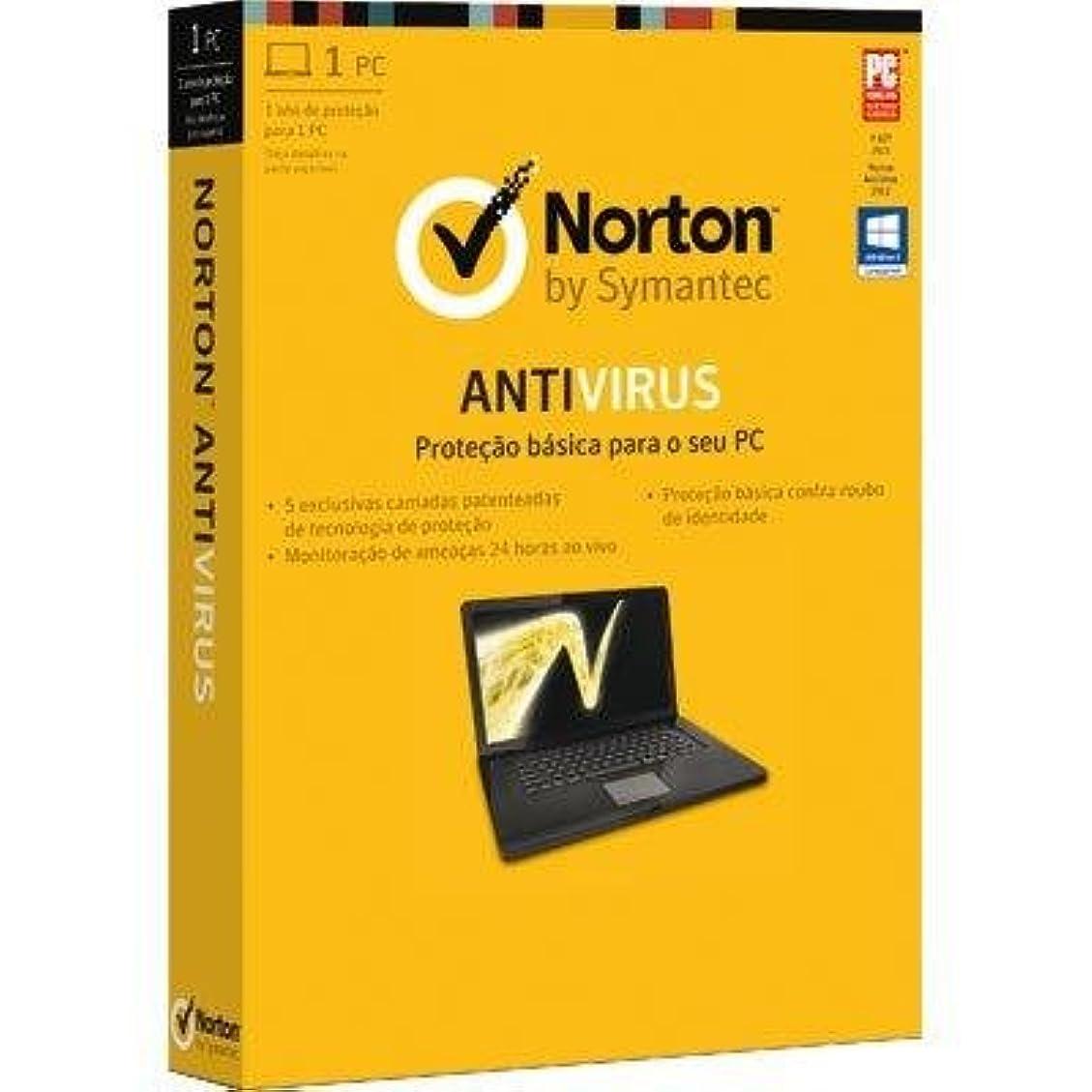 ウィンクグラフハグノートン Norton Antivirus 2013 ポルトガル語版 更新1年1PC FULL [Norton Antivirus 2013 versao Portugues/Brasil/Brazil 1PC/1ano]