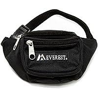Everest Signature Waist Pack - Junior Black One Size