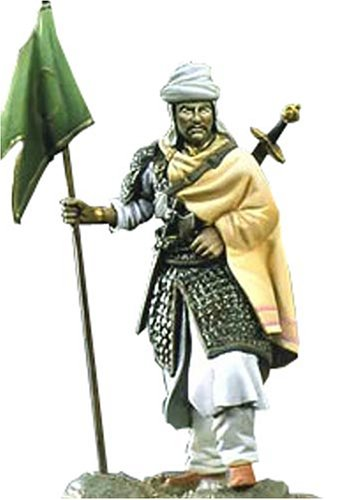 アンドレアミニチュアズ SG-F59 Egyptian cavalryman 9th century
