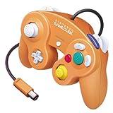 ニンテンドーゲームキューブ専用コントローラ オレンジ