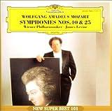 モーツァルト:交響曲第25&40番