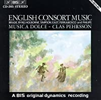 English Consort Music for Recorder Quintet