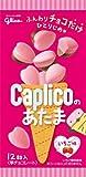 江崎グリコ カプリコのあたま<いちご味> 30g×10個