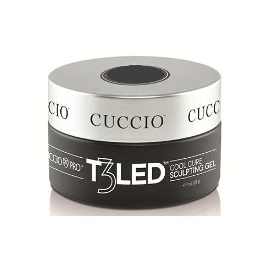 介入する逆説狂人Cuccio Pro - T3 LED/UV Controlled Leveling Gel - Opaque Welsh Rose - 1oz / 28g