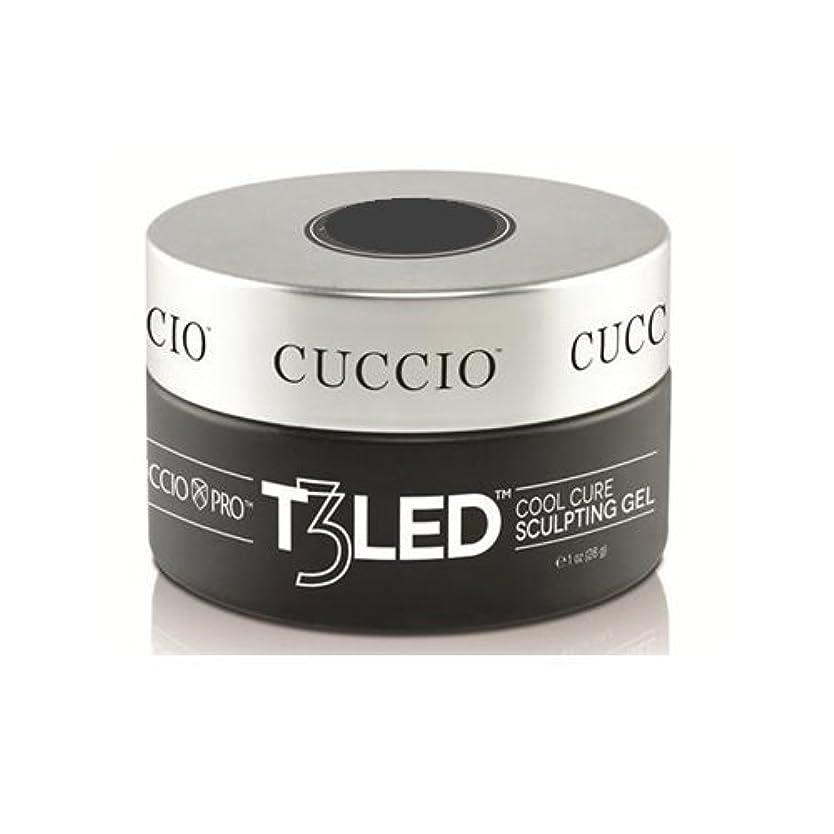 パプアニューギニア決定的手配するCuccio Pro - T3 LED/UV Controlled Leveling Gel - Opaque Welsh Rose - 1oz / 28g