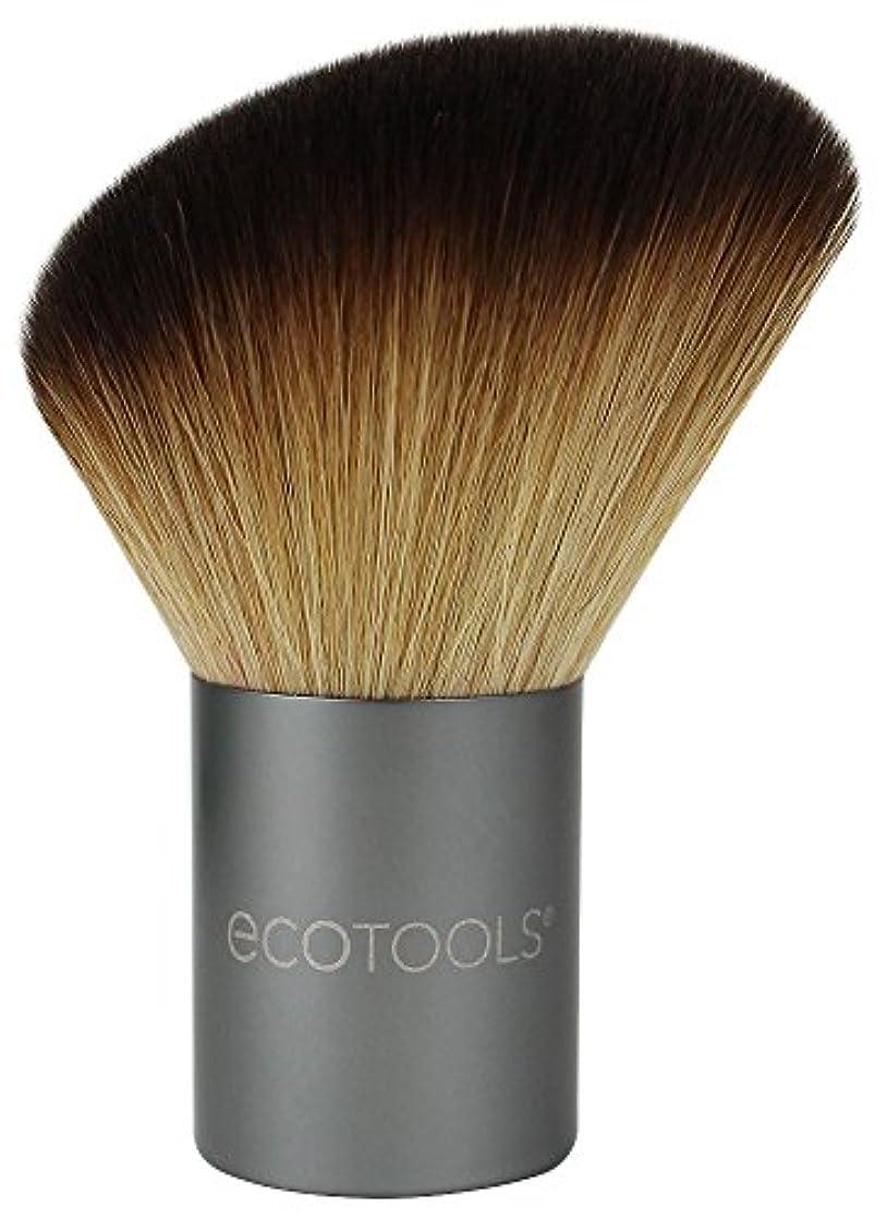 砲撃希少性強いEcoTools Angled Kabuki Brush Beautifully Soft (並行輸入品)
