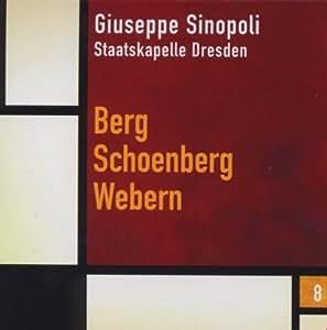 Schoenberg Berg & Webern