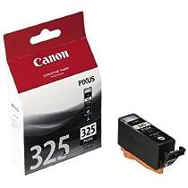 Canon 純正インクカートリッジ BCI-325 ブラック BCI-325PGBK