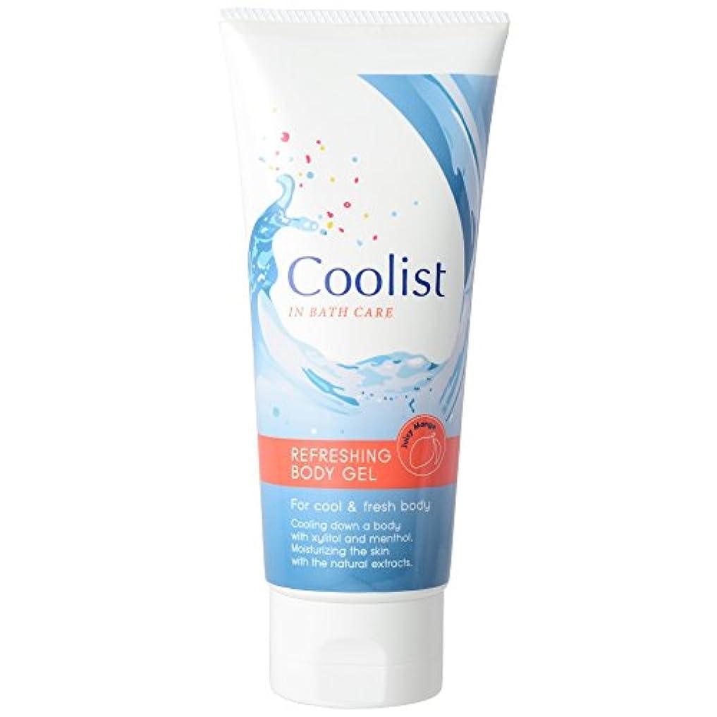 Coolist(クーリスト) インバスクールボディジェル