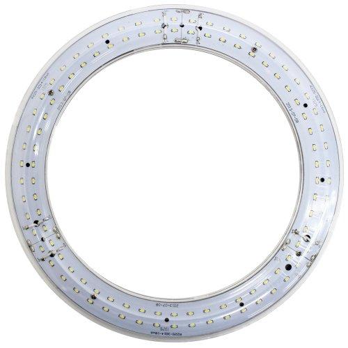 丸形LED蛍光灯 30形 消費電力9W クリアカバー...