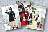 水樹奈々 【LIVE FLIGHT 2014】 ポストカード B set