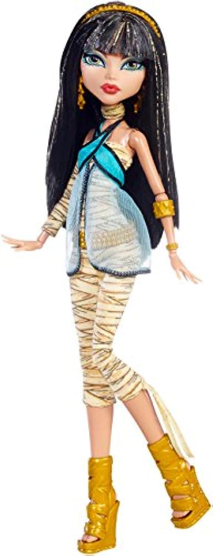 [モンスターハイ]Monster High Original Favorites Cleo de Nile Doll CFC65 [並行輸入品]